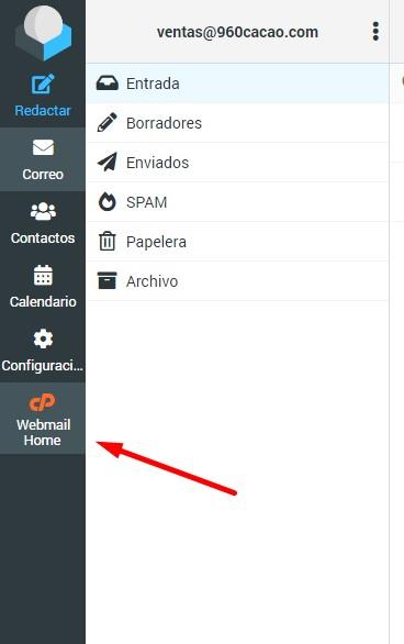 webmail home